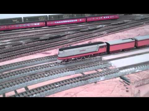 Fox Valley Hiawatha N Scale