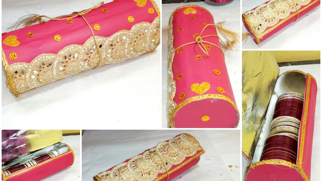 Image result for DIY: How to make Bangles box at home images