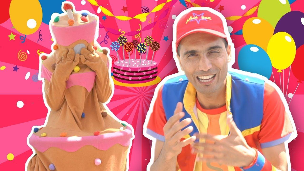 عمو صابر وكعكة عيد الميلاد - amo saber the and the birthday cake