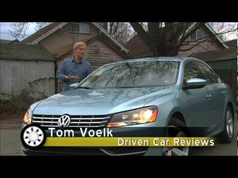 2012 Volkswagen Passat SE TDI