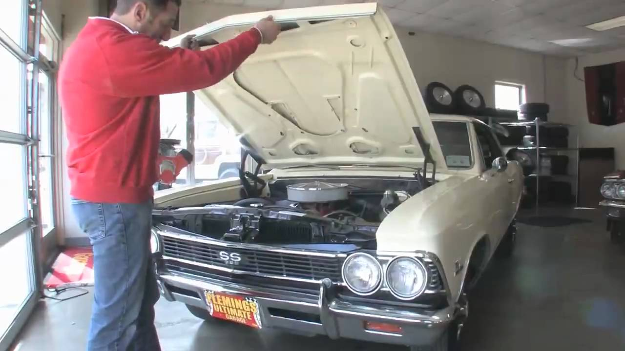 1966 Chevrolet Chevelle SS 396 for sale with test drive, driving sounds,  and walk through video