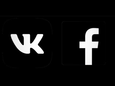 VK VS FACEBOOK/ вконтакте против facebook