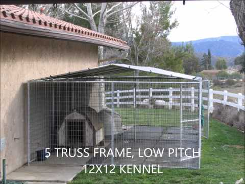Kennel Covers,6x10, 10x10, 12x12