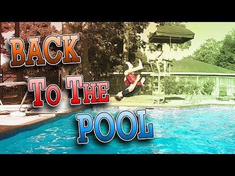 BACK TO THE POOL AFTER BASEBALL | ERIKTV365