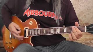 Airbourne - Never Been Rocked Like This - Full Guitar Cover