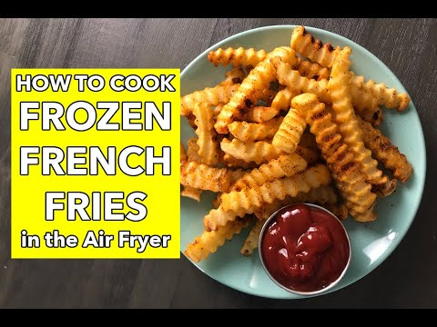 how-to-make-frozen-french-fries-in-the-air-fryer