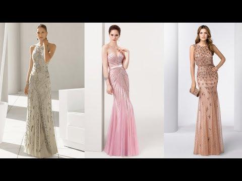 VESTIDOS De Moda BONITOS ELEGANTES Y FINOS DE FIESTA / Fashion Love