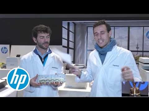 HP Partner First Roadshow 2016 Madrid: Printing Hardware and Supplies session