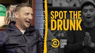 Tim Robinson Tries to Guess Who's Drunk