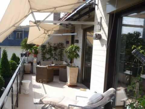 MEORAS Immobilien: Beispiel Videoproduktion Luxus-Penthouse Ffm Westend