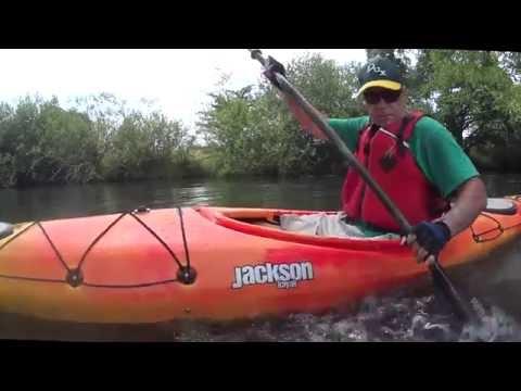 Jackson Journey 14 tour of Alton Baker Canal