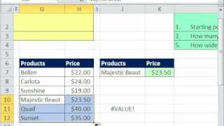 Excel Magic Trick 549: Dynamic Data Validation List Drop-Down OFFSET or Table Feature?