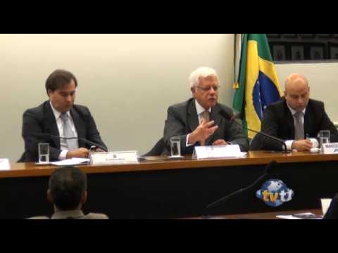 Wellington Moreira Franco   Comissão de Transporte