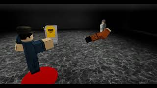SCP - The janitor's mop [ROBLOX]