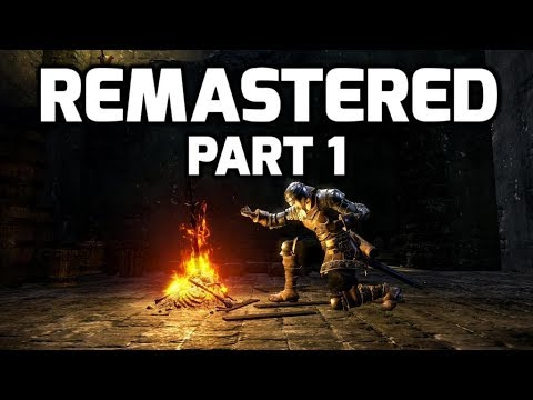 Dark Souls Remastered - Full Playthrough (Part 1)