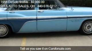 1956 DeSoto fireflite - for sale in Wickliffe, OH 44092