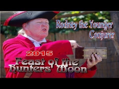 Rodney the Younger,Conjurer-Feast of the Hunters' Moon