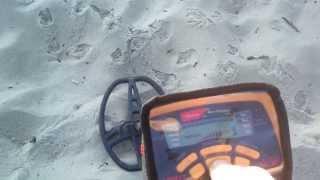 Пляжный поиск -Cranz/Зеленоградск.