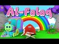 Download Video Animation 3D Juz Amma Al - Falaq | Recite Quran with Battar Train Hijaiyah | ABATA Channel
