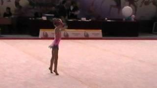 Художественная гимнастика Каманина Мария 2004 г.р. БП.MOD