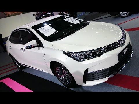 พาชม 2017 Toyota Corolla Altis Minorchange 1.8E ภายนอก ภายใน
