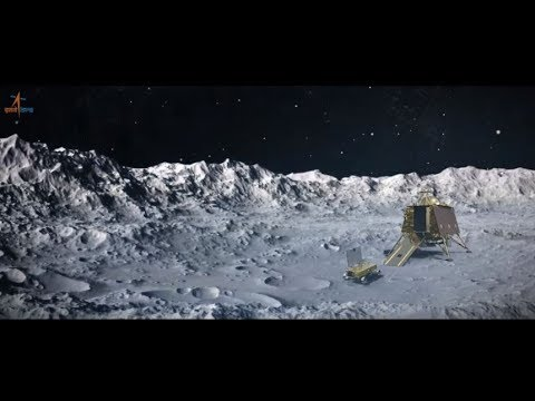 ISRO - CHANDRAYAAN 2 (Teaser English)
