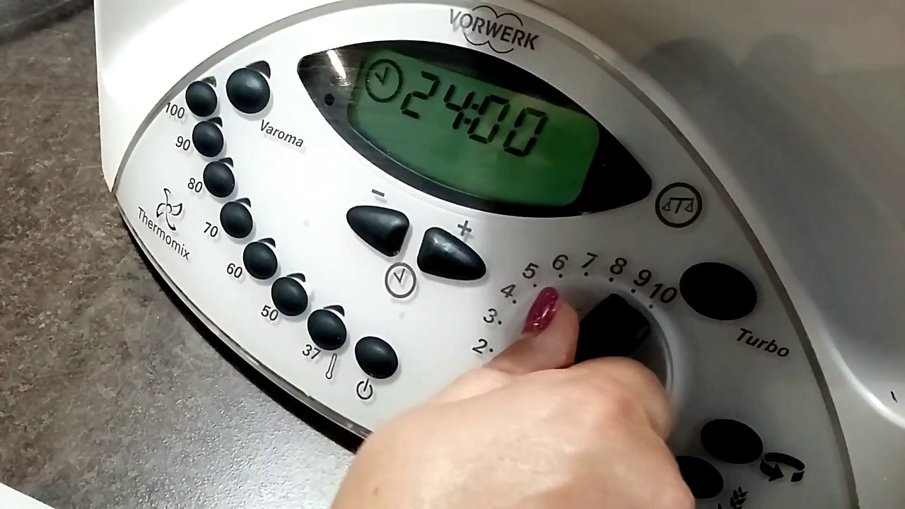 Comment cuisiner une d licieuse pur e au thermomix de vorwerk youtube - Comment cuisiner une andouillette ...