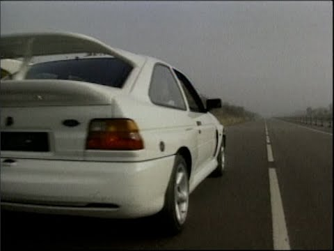 MotorWeek | Retro Review: '93 Ford Escort RS Cosworth