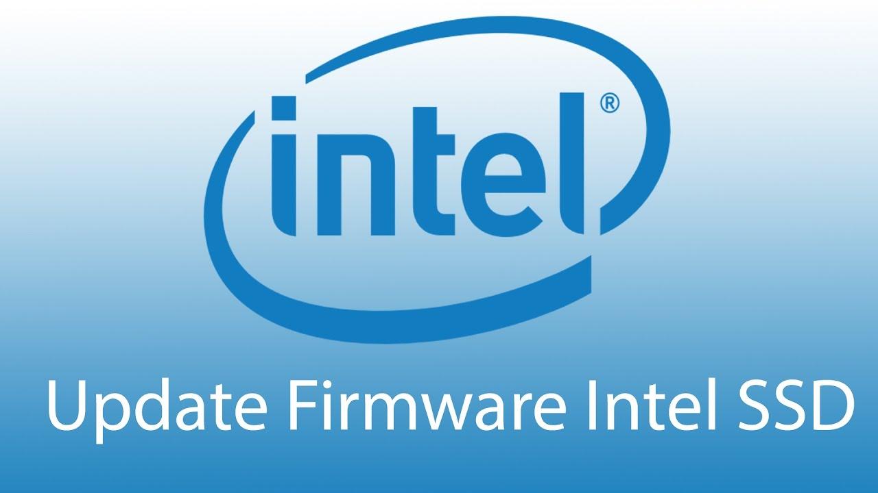 Update Firmware Intel SSD 530 Series ✅