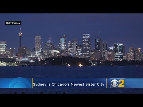 Emanuel: Sydney Is Chicago's Newest Sister City – Local News Alerts