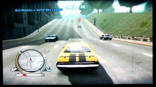 Driver: San Francisco - Wii Gameplay Footage (ITA)