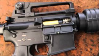 Airsoft Review of D Boy M4A1 Airsoft Gun Link: http://www.airsoftgi...