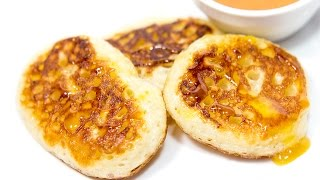 Оладьи (оладушки) пышные  Рецепт оладьев без яиц  Оладьи на воде