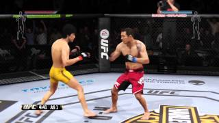 Ea Sport Ufc Bruce Lee Gameplay Ps4 MP3
