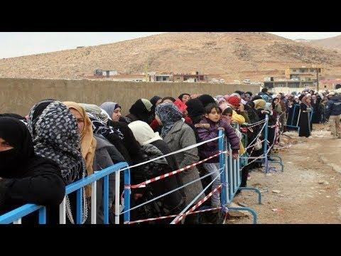 كيف يتأثر لبنان بالمواقف الدولية حيال اللاجئين السوريين - تفاصيل  - 22:53-2019 / 2 / 20