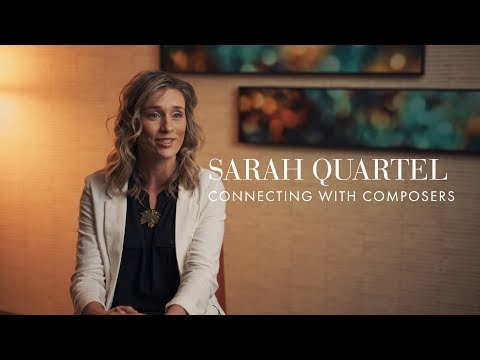 An Interview with Composer Sarah Quartel | Cued In