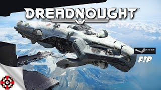 DREADNOUGHT - Free to Play Space Arena Shooter on PC and PS4! (Sponsored)