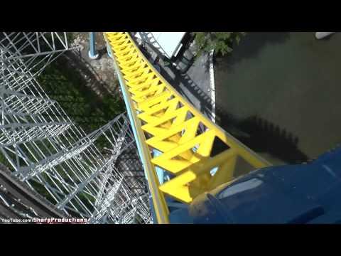Skyrush OnRide Hersheypark