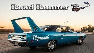 Plymouth ROAD RUNNER (ПЛИМУТ РОАД РАННЕР) - История Бюджетного МАСЛКАРА
