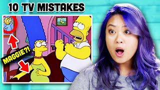 10 TV Mistakes You Won't Believe You Missed | Find The Flaws