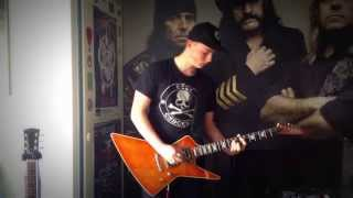 Motorhead - The Chase Is Better Than The Catch I Guitar cover [HD]