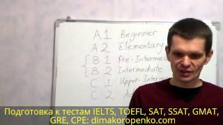 видео Владение английским языком