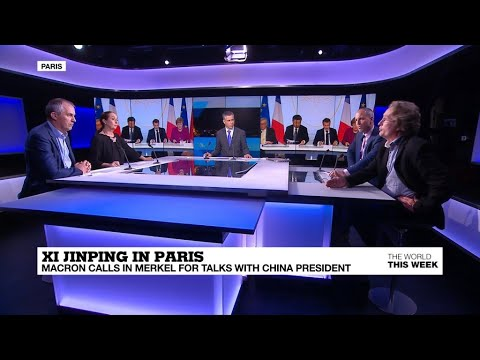 THE WORLD THIS WEEK: May's Non-Brexit Day setback, Xi in France, Venezuela crisis, Modi's space race