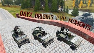 Dayz Origins | PVP MOMENTS #88