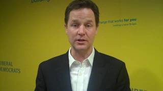 Nick Clegg on immigration