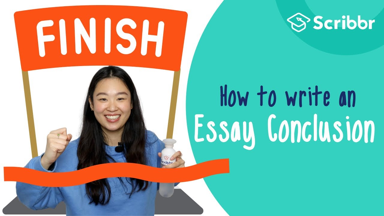 How to Conclude an Essay  Interactive Example