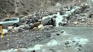 kanchanganga stream 2.5 kms before badrinath.