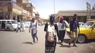 旅する鈴木566:Walk in the Downtown@Sudan