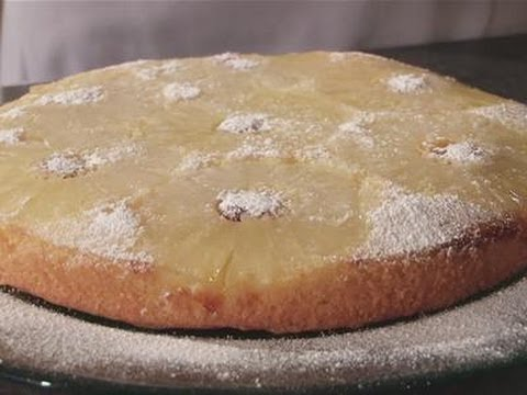 How To Bake A Pineapple Upside Down Cake