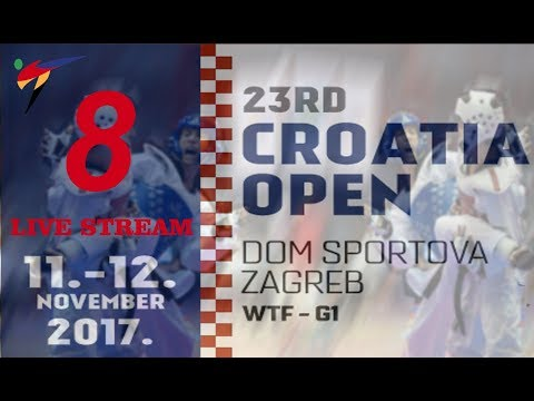 Croatia Open 2017 - Day 2 - Court 8